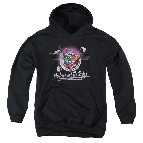 The Regular Show Mordecai & The Rigbys Youth Pull Over Hoodie