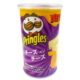 Pringles [Cheese on Cheese Flavor]