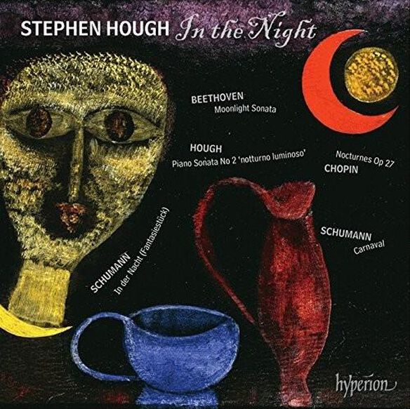 Hough - In the Night Works By Beethoven Chopin Schumann