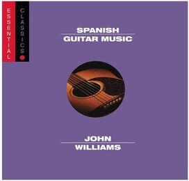 John Williams - Spanish Guitar Music: