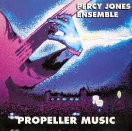 Percy Jones - Propeller Music