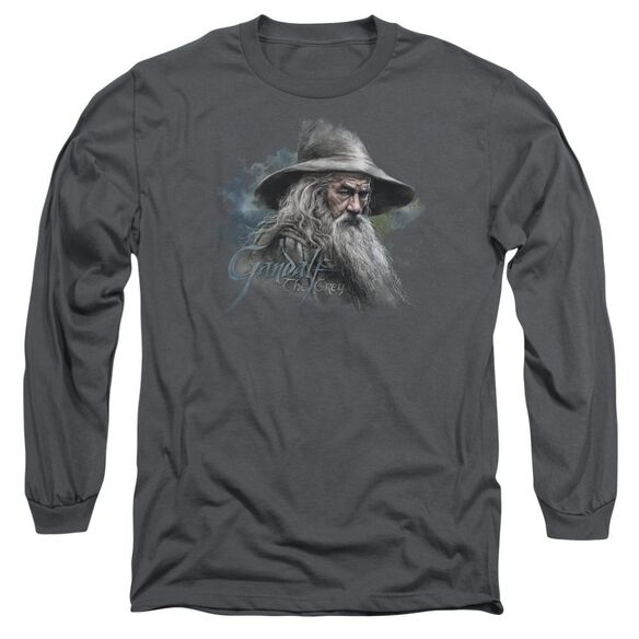 The Hobbit Gandalf The Grey Long Sleeve Adult T-Shirt
