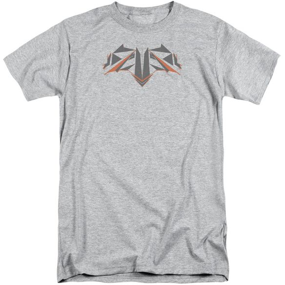 Batman V Superman Tech Bat Logo Short Sleeve Adult Tall Athletic T-Shirt