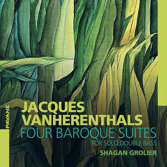 Vanherenthals/ Grolier - Four Baroque Suites