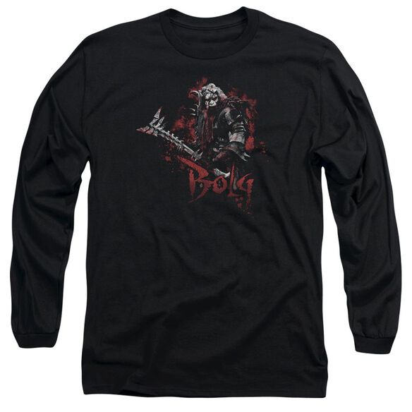 The Hobbit Bolg Long Sleeve Adult T-Shirt