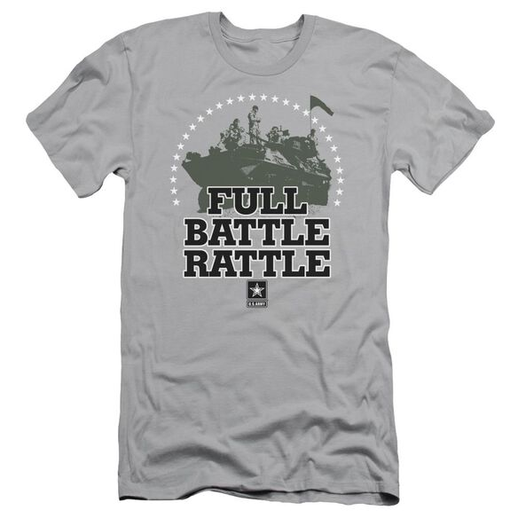 Army Full Battle Rattle Short Sleeve Adult T-Shirt