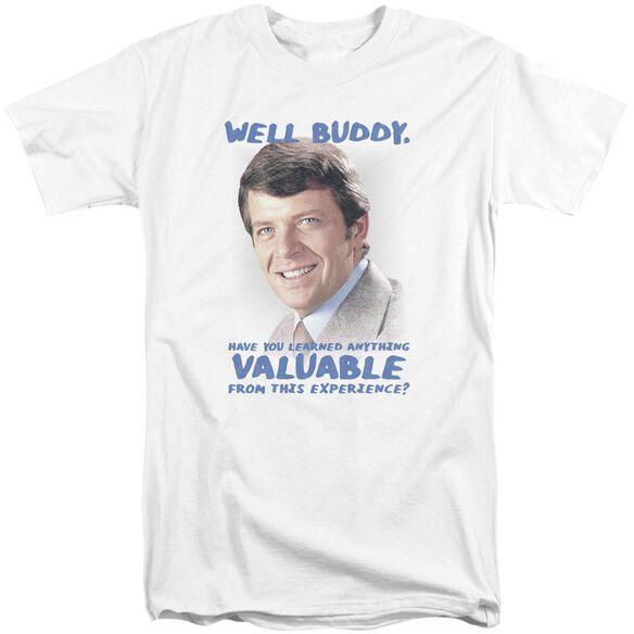 Brady Bunch Buddy Short Sleeve Adult Tall T-Shirt