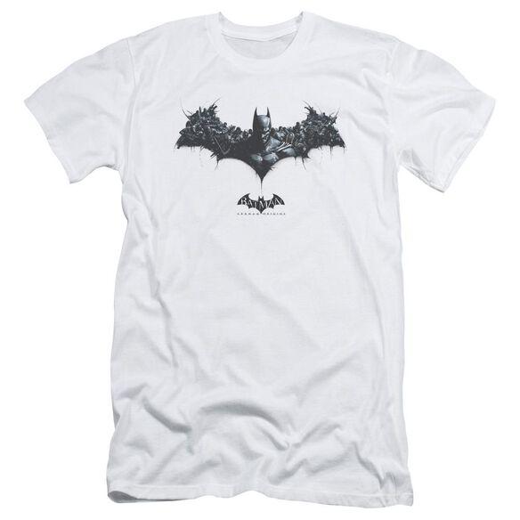 Batman Arkham Origins Bat Of Enemies Short Sleeve Adult T-Shirt