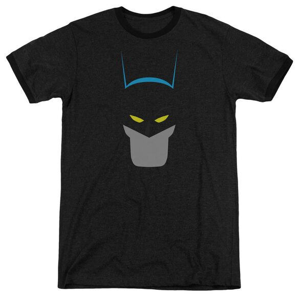 Batman Simplified Adult Heather Ringer