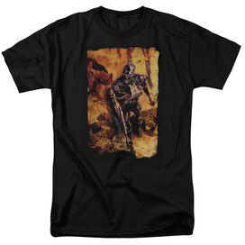 Terminator Bodies Short Sleeve Adult Black T-Shirt