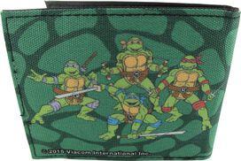 Ninja Turtles Heroes in Half Shell Bi-fold Wallet