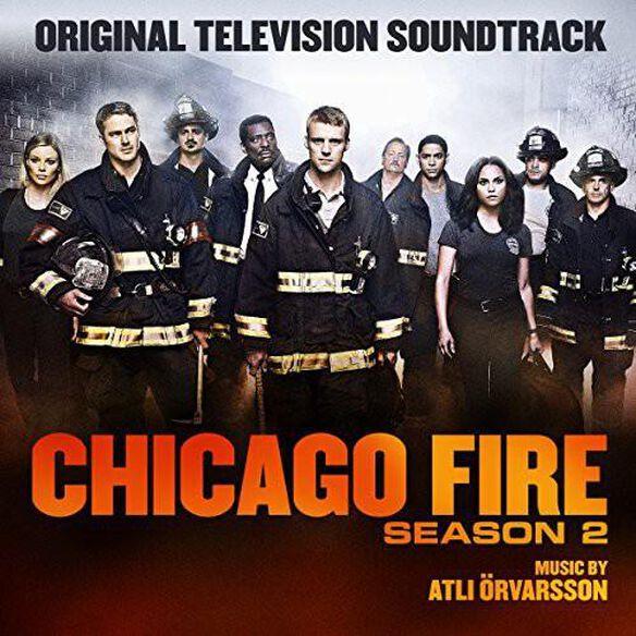 Chicago Fire Season 2 / Tv O.S.T.