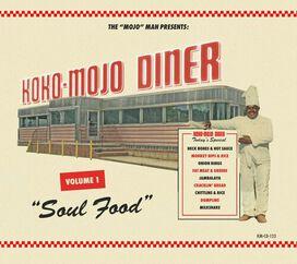 Various Artists - Koko-mojo Diner 1 Soul Food (Various Artists)