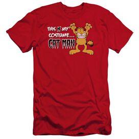 GARFIELD CAT MAN-PREMUIM CANVAS