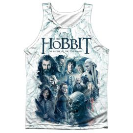 Hobbit Ready For Battle Adult 100% Poly Tank Top