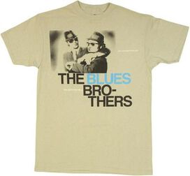 Blues Brothers Spray T-Shirt