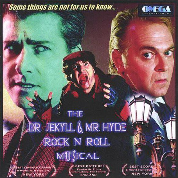 Dr Jekyll & Mr Hyde Rock N Roll Musical (Cdrp)