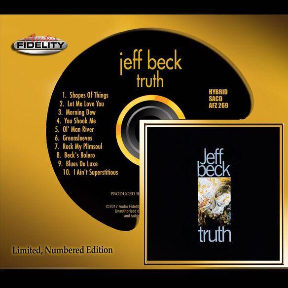 Truth (Bonus Track) (Exp) (Rmst)