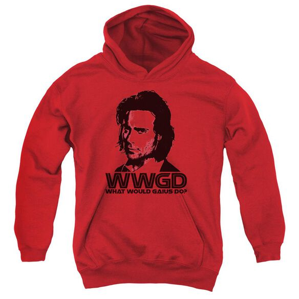 Bsg Wwgd Youth Pull Over Hoodie