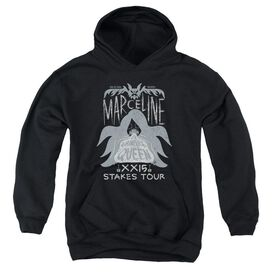 Adventure Time Marceline Concert Youth Pull Over Hoodie