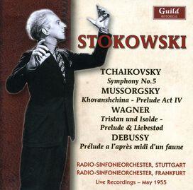 Leopold Stokowski - Stokowski Conducts Mussorgsky Wagner & Debussy