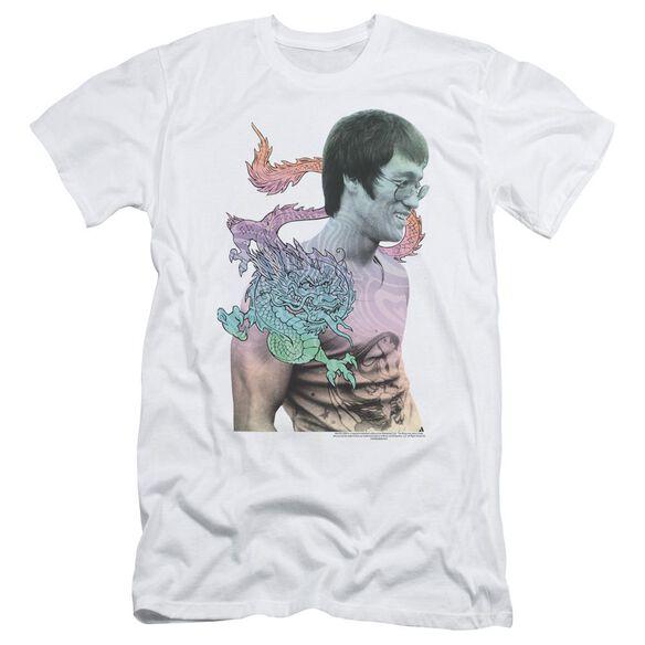 Bruce Lee A Little Bruce Short Sleeve Adult T-Shirt