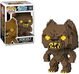 Funko 8-Bit Pop!: Altered Beast - Werewolf