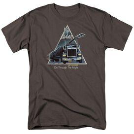 Def Leppard On Through The Night Short Sleeve Adult T-Shirt