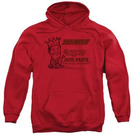 Tommy Boy Zalinsky Auto Adult Pull Over Hoodie
