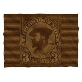 Thelonious Monk Unique Pillow Case White