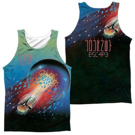 Journey Escape 1981 (Front Back Print) Adult Poly Tank Top