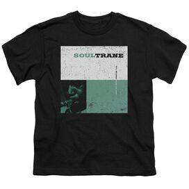 John Coltrane Soultrane Short Sleeve Youth T-Shirt