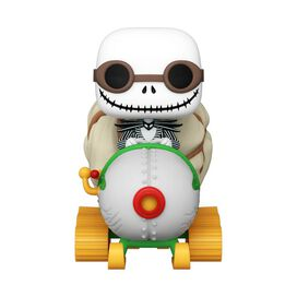 Funko Pop! Ride Super Deluxe: The Nightmare Before Christmas - Jack & Snowmobile