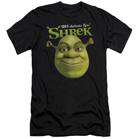 Shrek Authentic Short Sleeve Adult T-Shirt