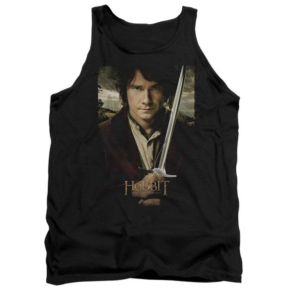 The Hobbit Baggins Poster Adult Tank