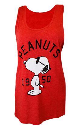 Peanuts 1950 Women's Tank Top