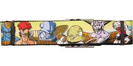 Dragon Ball Z Group Wrap Seatbelt Belt