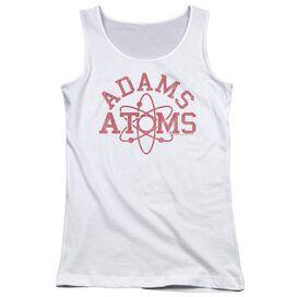 Revenge Of The Nerds Adams Atoms - Juniors Tank Top