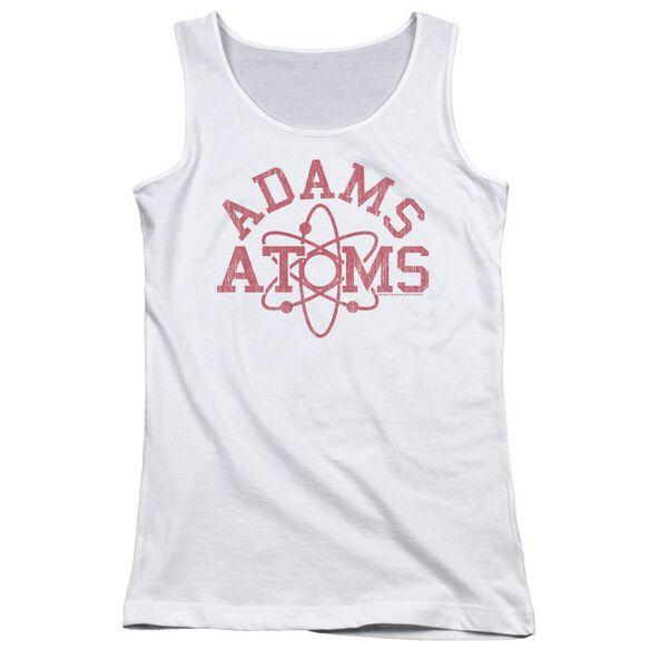 Revenge Of The Nerds Adams Atoms Juniors Tank Top