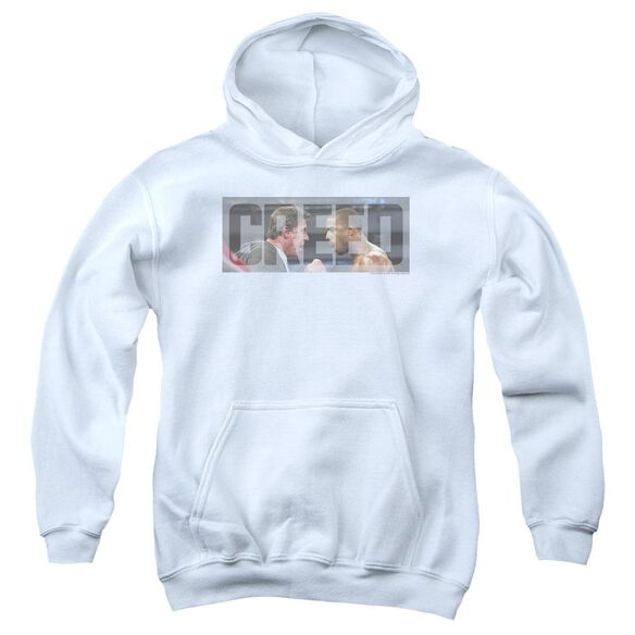 Creed Pep Talk Youth Pull Over Hoodie