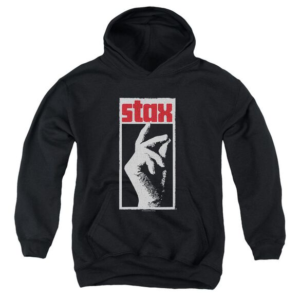 Stax Stax Distressed Youth Pull Over Hoodie