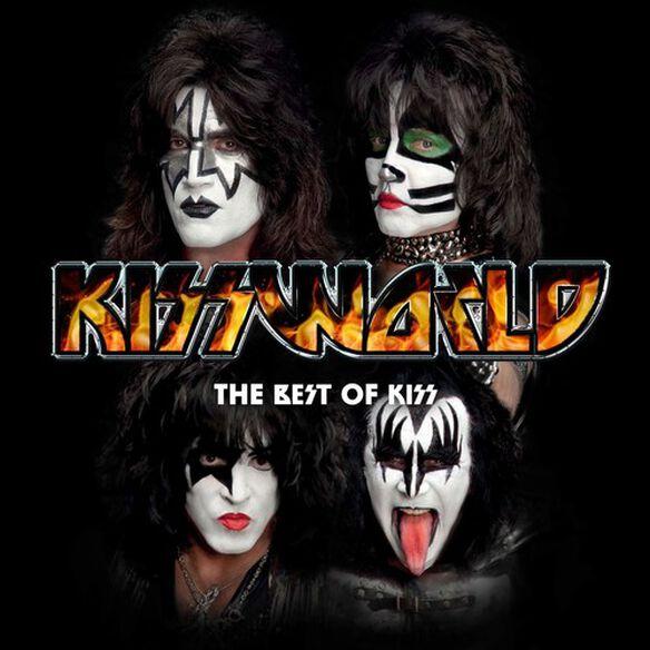 Kiss - Kissworld: The Best Of Kiss