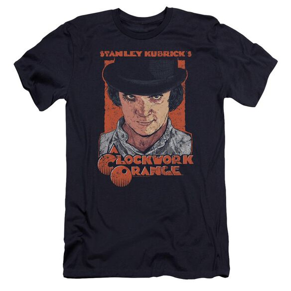A Clockwork Orange Sinister Stare Hbo Short Sleeve Adult T-Shirt