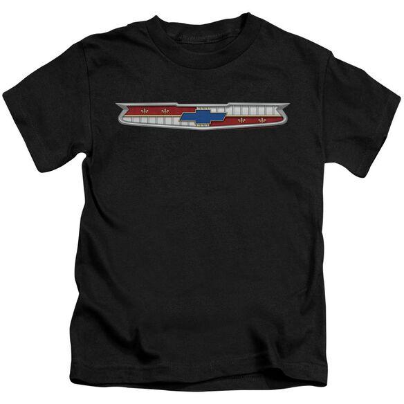 Chevrolet 56 Bel Air Emblem Short Sleeve Juvenile T-Shirt