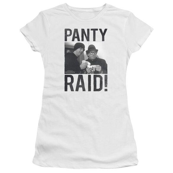 Revenge Of The Nerds Panty Raid Premium Bella Junior Sheer Jersey