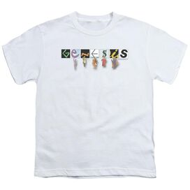 Genesis New Logo Short Sleeve Youth T-Shirt