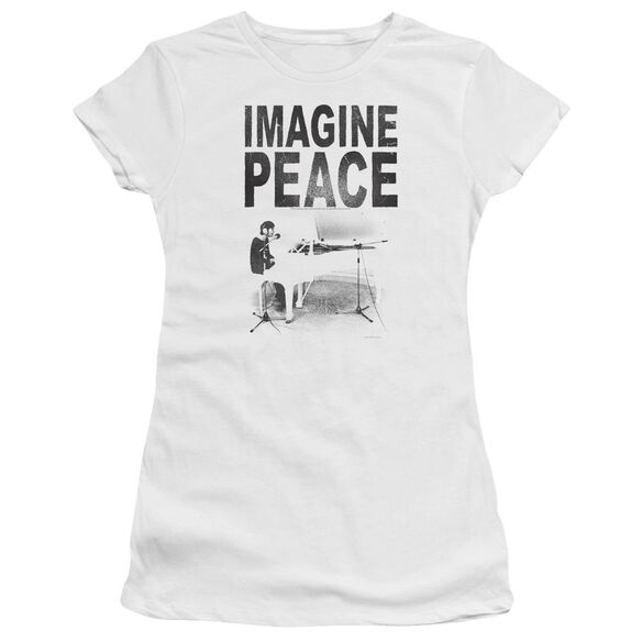 John Lennon Imagine Premium Bella Junior Sheer Jersey