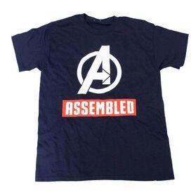 Avengers Assemble Girl's T-Shirt