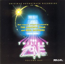 The Grateful Dead/Merl Saunders - Twilight Zone, Vol. 1