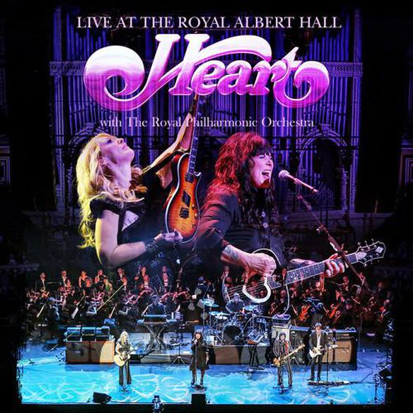 Live At The Royal Albert Hall With Royal Philharmo